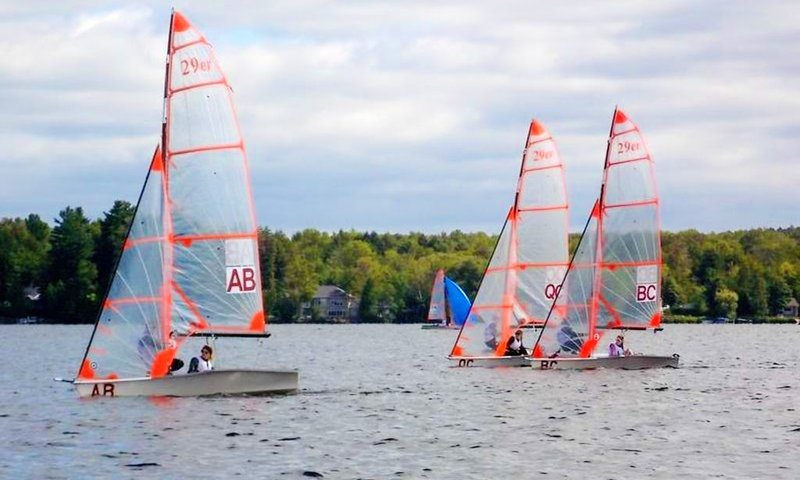 Adapted Sailing Program in Sherbrooke, Quebec