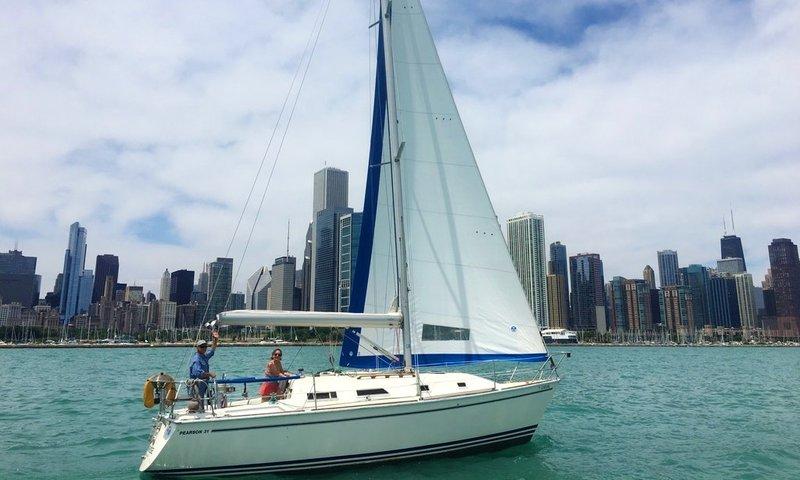 Chicago, Illinois Fireworks boat rental