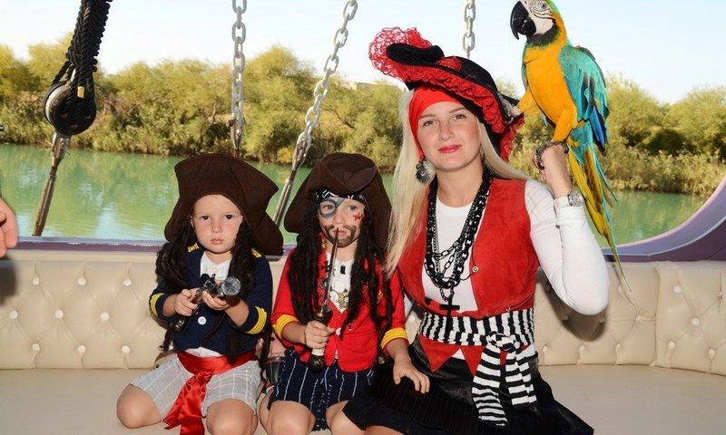 Nassau Bahamas pirate boat trip