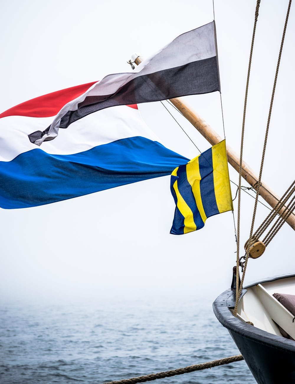 New York Jets Boat Yacht Nautical Flag