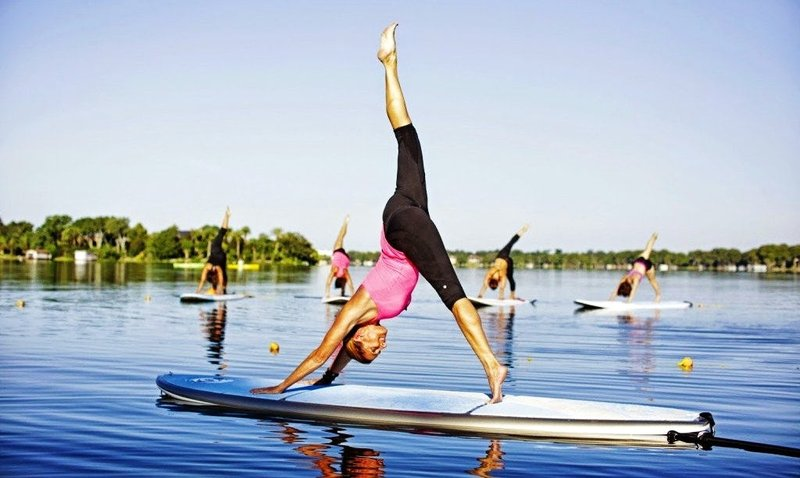 Stand-up Paddleboarding rentals and lessons