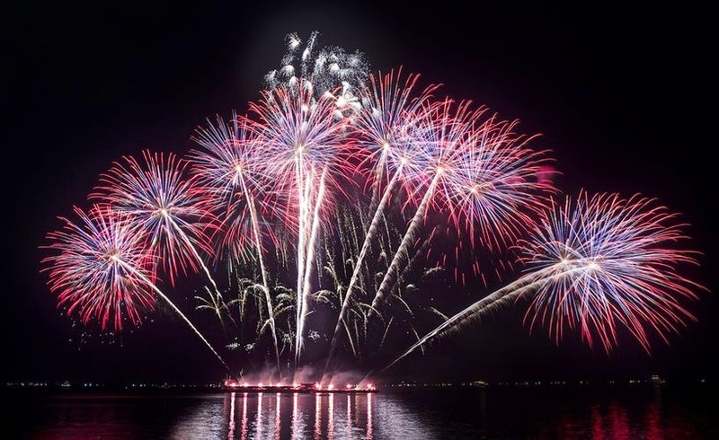 Washington D.C. Fireworks boat rental
