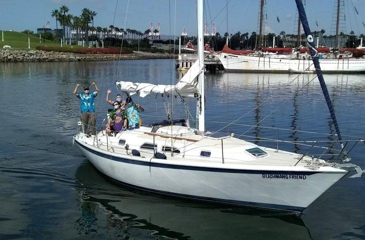 Face Mask Sailors Long Beach