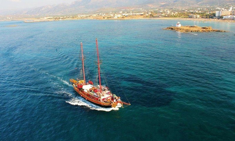 greece pirate ship