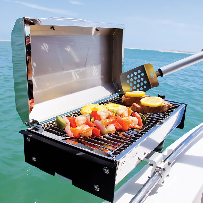 A typical boat grill (Source: Google Images)