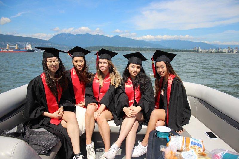 Graduation cruise