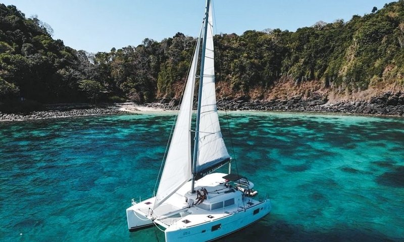 thai islands sailing holiday